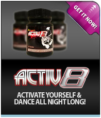 Activ8 Party Pills