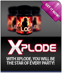 Buy Xplode Party Pills