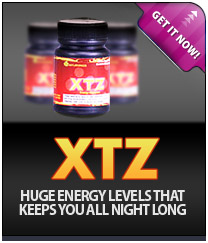 Buy XTZ Party Pills