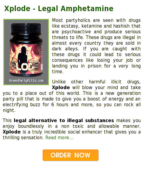 Xplode Pills - legal ecstasy alternatives